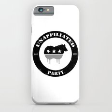 Unaffiliated Party Badge Slim Case iPhone 6s
