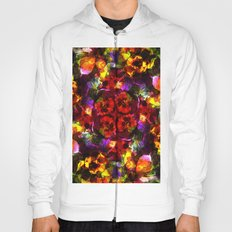 Flower Kaleidoscope  Hoody