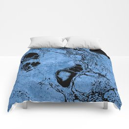 Wonderful Splatter B Comforters