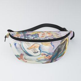 Music Time Fanny Pack