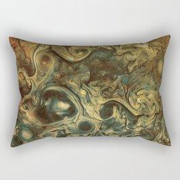 Jupiter's Clouds 2 Rectangular Pillow
