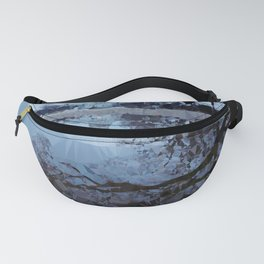 Capitol Reflections Low Poly Geometric Triangles Fanny Pack