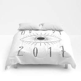 Total Eclipse Comforters