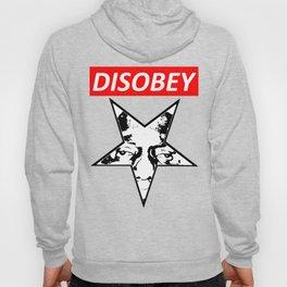 Disobey - Original Logo (Biggie) Hoody