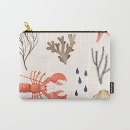 Sealife Schoolchart Carry-All Pouch