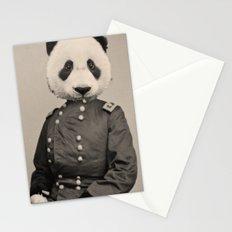 Panda Supremacist Stationery Cards