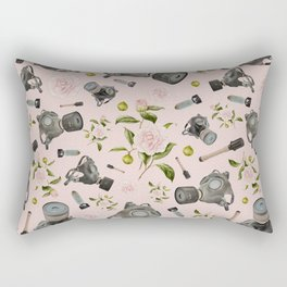 Don't stop to smell the roses Rectangular Pillow