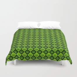 weed pattern Duvet Cover