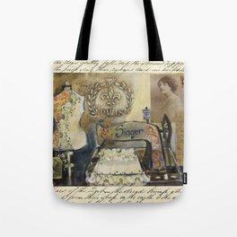 dressmakers dream Tote Bag