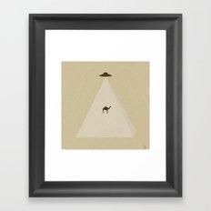 Just a Mirage Framed Art Print