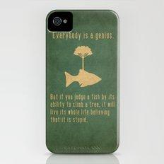 Einstein Slim Case iPhone (4, 4s)
