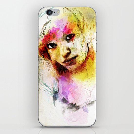 Untitled 5 iPhone & iPod Skin