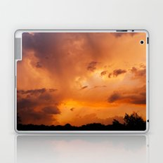 In the Middle of the Storm Laptop & iPad Skin