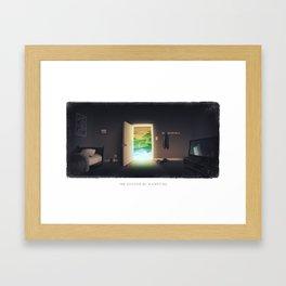 The Chance of a Lifetime Framed Art Print