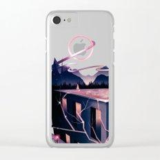 Multiverse Clear iPhone Case