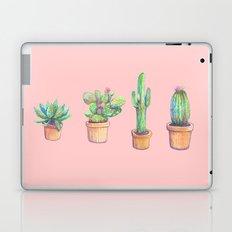 pinky 4 cactus Laptop & iPad Skin