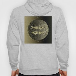 Planetary Mood 5b / Vertical Divergence 10-02-17 Hoody