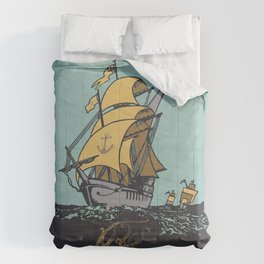 The Secrets of the Sea Comforters
