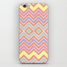Aztec Tribal Chevron iPhone & iPod Skin