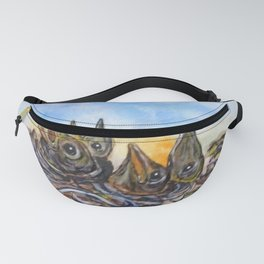 Feed Me Fanny Pack