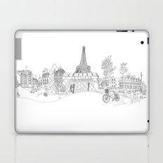 Paris! Version#1 Laptop & iPad Skin