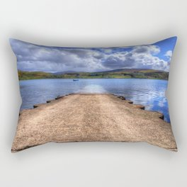 Uig, Isle of Skye Rectangular Pillow