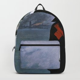 La France Croisee Romaine Brooks Backpack