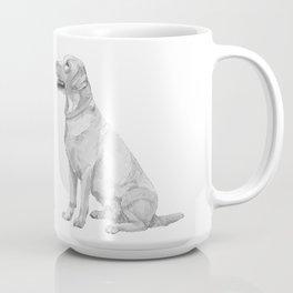 Labrador retriever Yellow Coffee Mug