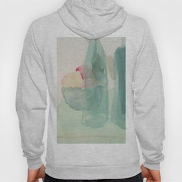 Transparencies with Fruit Hoody