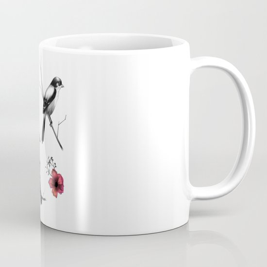 BIRDS & FLOWERS Mug