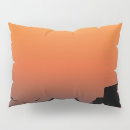 Ploughing the Field Pillow Sham