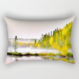 Autumn - Landscape Rectangular Pillow