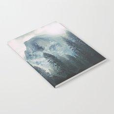 Cross Mountains Notebook
