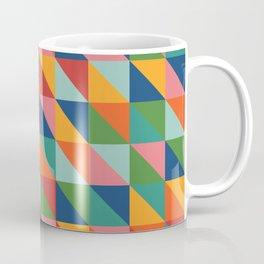Bright geometric pattern Coffee Mug