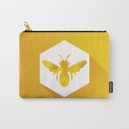 Polygon Bee Carry-All Pouch