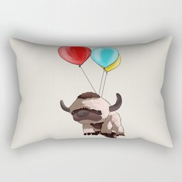 Balloon Appa Rectangular Pillow