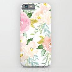 Floral 02 iPhone 6s Slim Case
