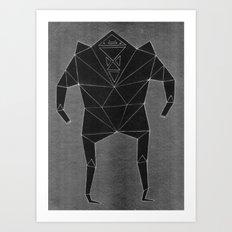 R E L I C Art Print