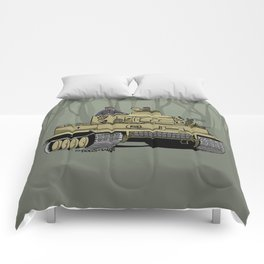 Dogs of War: Tiger 1 Comforters
