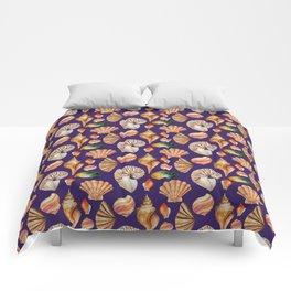 SEASHELLS Comforters