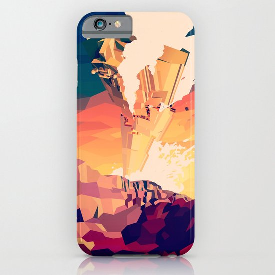 Destroyed iPhone & iPod Case