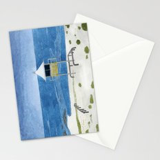 Empty Beach Stationery Cards