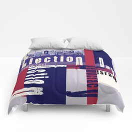 Election Day 4 Comforters