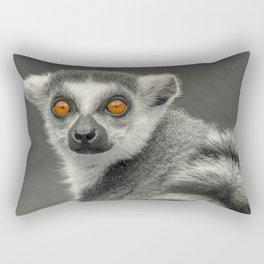 LEMUR PORTRAIT Rectangular Pillow