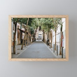 Barrio Framed Mini Art Print