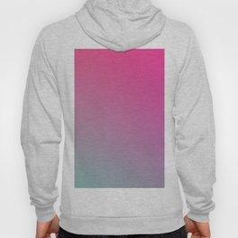 TOXIC FUMES - Minimal Plain Soft Mood Color Blend Prints Hoody