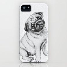 Pug Slim Case iPhone (5, 5s)
