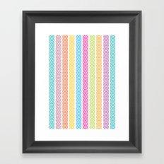 Arrows 1 Framed Art Print