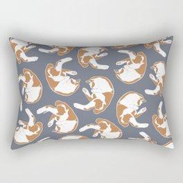 Sleepy tails Rectangular Pillow