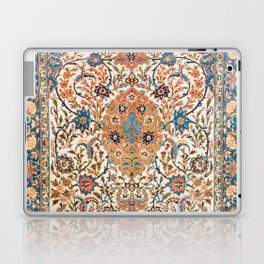 Isfahan Antique Central Persian Carpet Print Laptop & iPad Skin